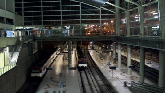 U-Bahn-Station in Bologna